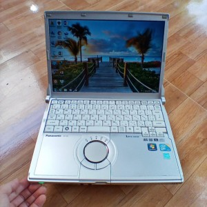 Laptop Panasonic Let's note CF-S10