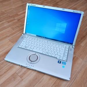 Laptop Panasonic Let's note CF-B11